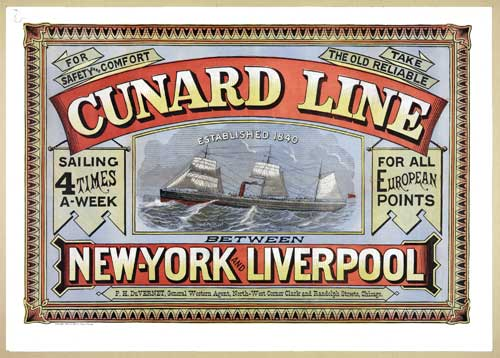 The Cunard Steam Ship Company Limited
