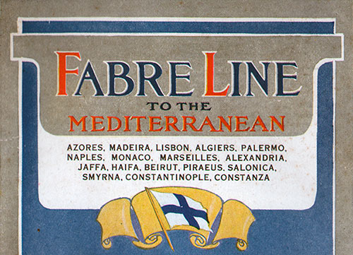 Fabre Line Passenger Lists - GG Archives