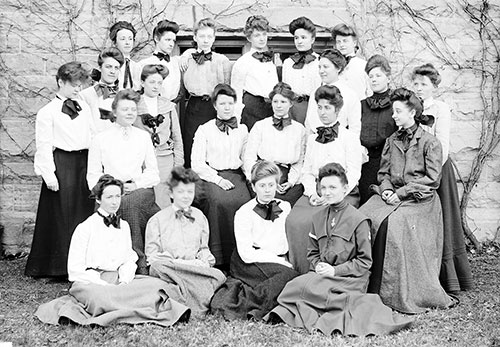 Western College Class of 1905