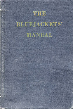 U.S. Navy Bluejackets' Manual, Fourteenth Edition, 1950