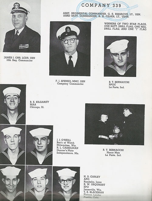 Company 52-339 Recruits, Page 1