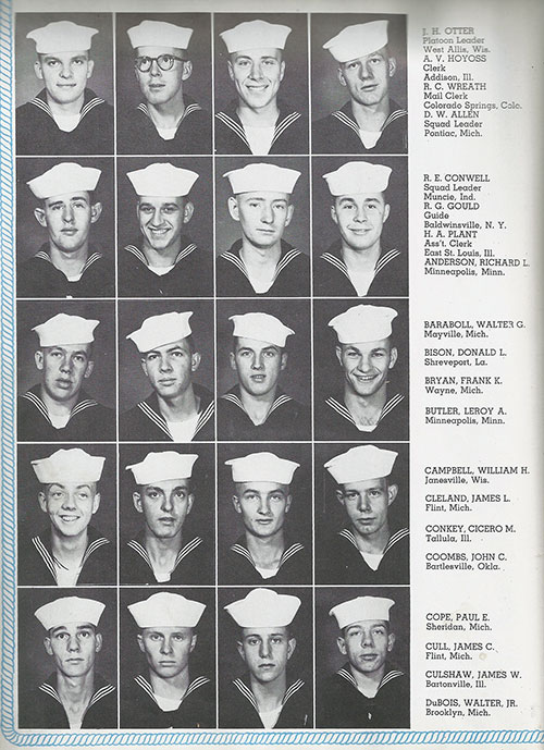 Company 52-339 Recruits, Page 2