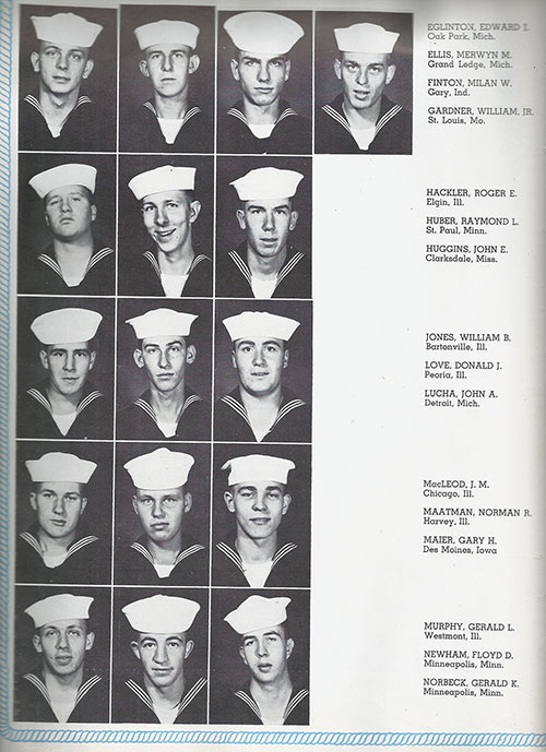 Company 52-339 Recruits, Page 3