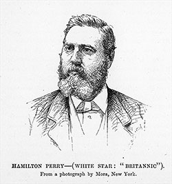 Captain Hamilton Perry