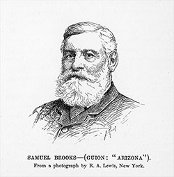 Captain Samuel Brooks