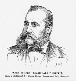 Captain James Sumner
