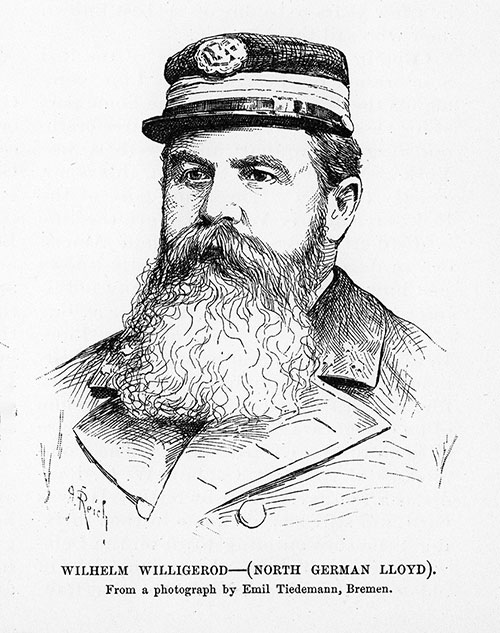 Captain Wilhelm Willigerod