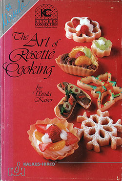The Art of Rosette Cooking