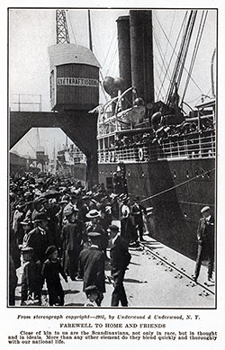Steerage - Immigrant Journeys to Their New Home | GG Archives