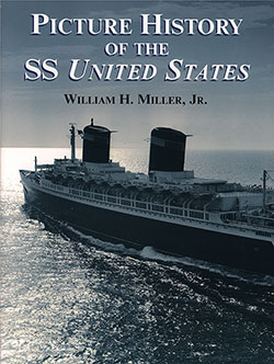 Front Cover, Picture History of the SS United States