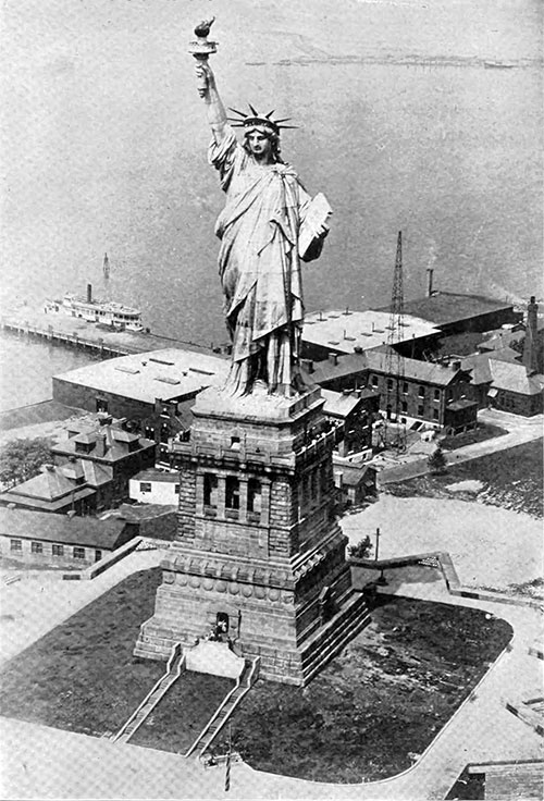 "Statue of Liberty: ""Liberty Enlightening the World,"""