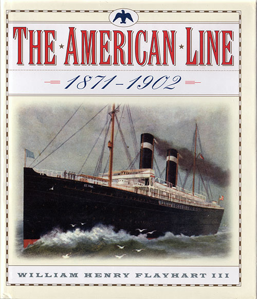 Front Cover, The American Line: 1871-1902 (2000)