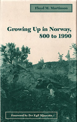 Growing Up in Norway 800 to 1990 - 0809317788