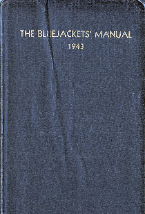 1943 Bluejackets' Manual - Eleventh Edition