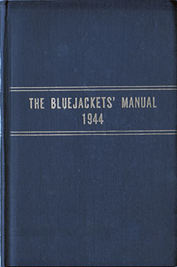 Bluejackets' Manual, Twelth Edition