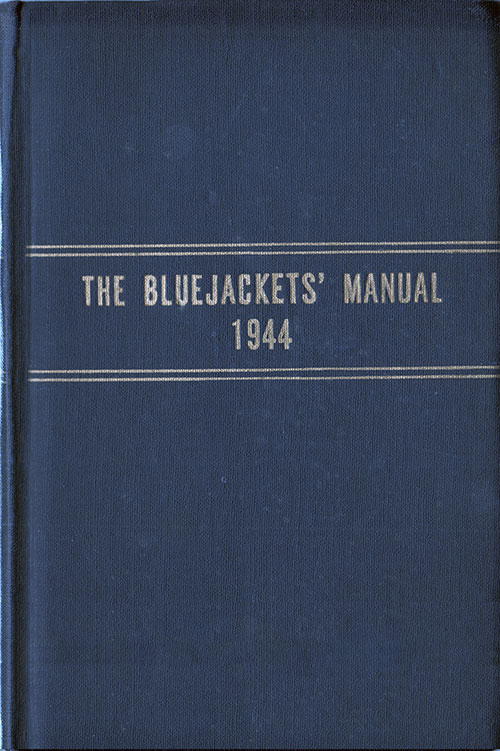 The Bluejackets' Manual, Twelfth Edition, 1944