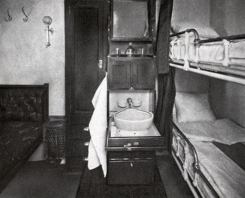 First Cabin Stateroom