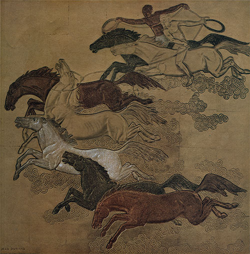 The Conquest of the Horse.
