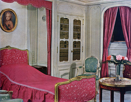 "The House of ""JUMIÈGES,"" Luxury Apartment (NELSON, decorator)."