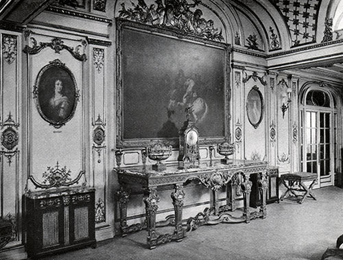 Grand Salon of the First Class
