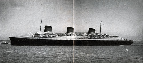 The SS Normandie of the CGT-French Line.