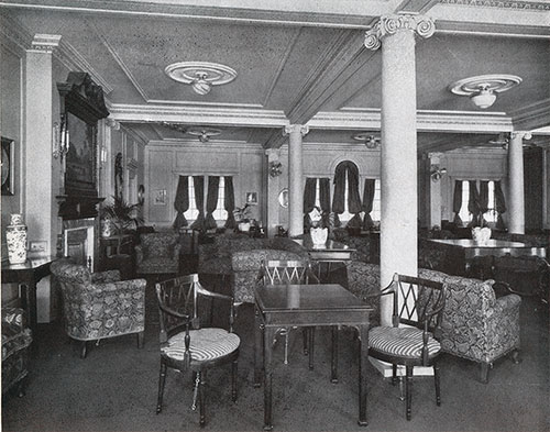 CPOS Cabin Class Lounge