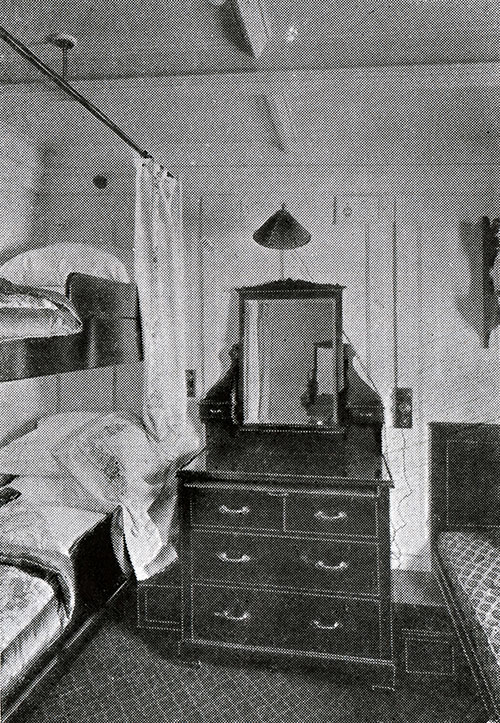 First Class Two-Berth Room