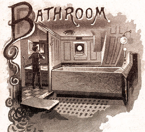 A Well-Equipped and Elegant Bathroom