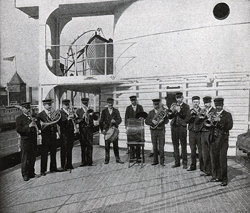 The Ship's Band.