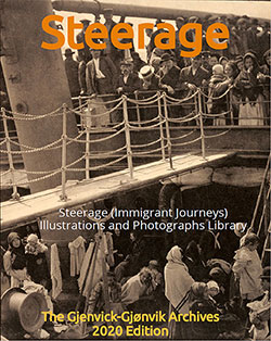 Steerage Illustration & Image Library - 2020 Edition