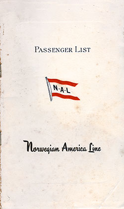 Ellis Island Passenger Lists – 1946-1954 | GG Archives