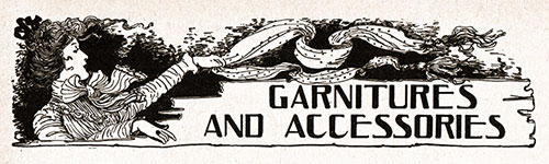 Garnitures And Accessories