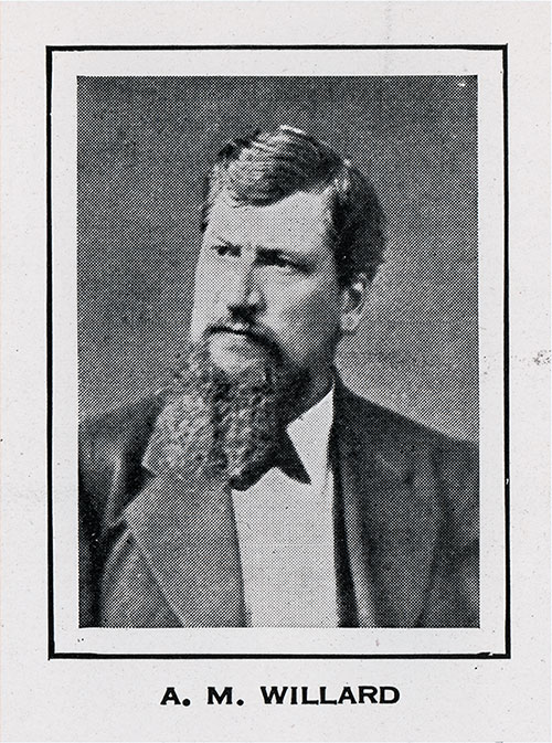 Archibald M. WILLARD