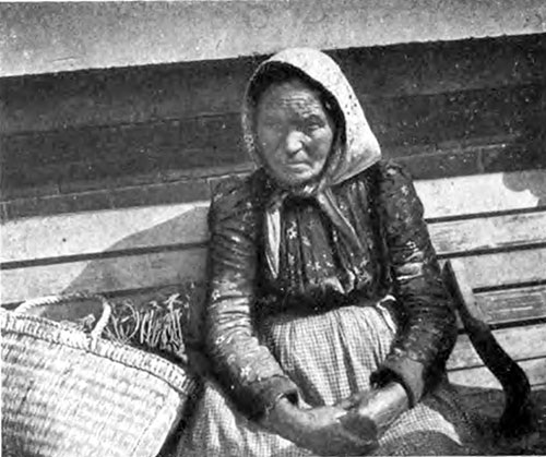 Immigrant Waits at Ellis Island Until Her Friends Arrive.