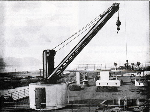 Fig. 129: 2 1/2 Ton Electric Crane