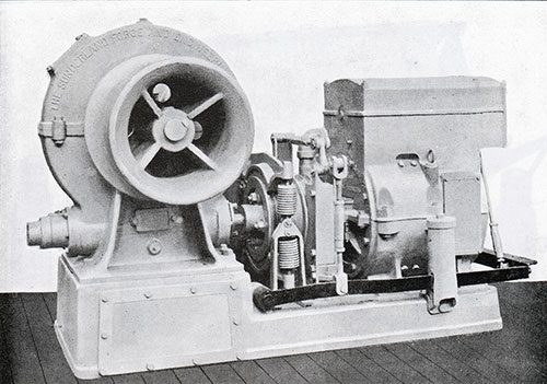 Fig. 130: 3-Ton Electric Cargo Winch