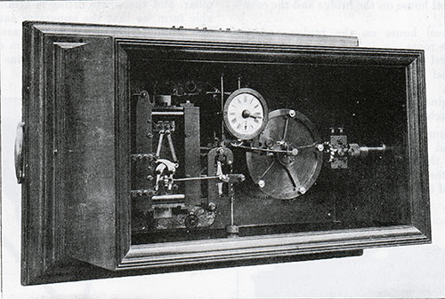 Fig. 134: One of the Master Clocks