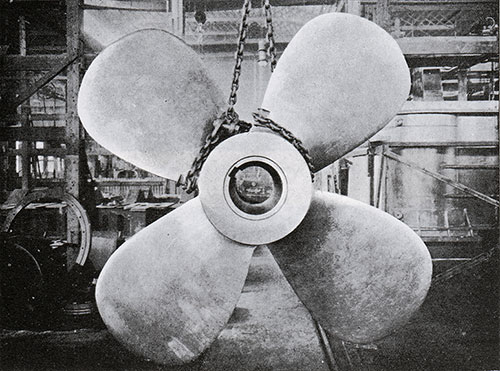 Fig. 61: The Center Propeller.