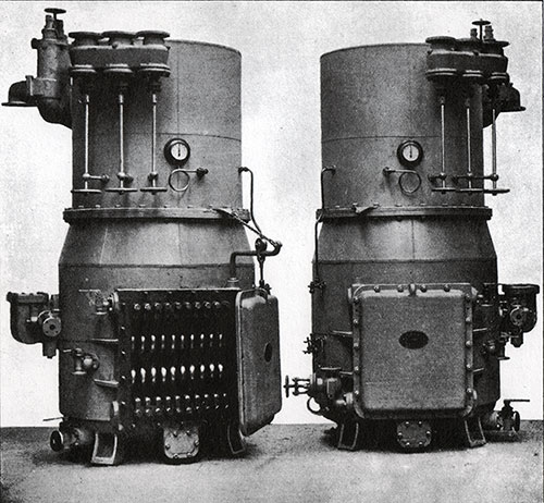 Fig. 68: Two of the Evaporators.