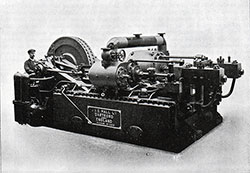 Fig. 72: One of the Refrigerating Engines.