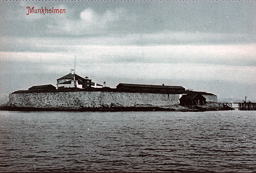The Fortress of Munkholmen.