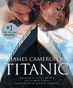 Front Cover: James Cameron's Titanic - 1997