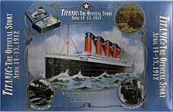 Front/Top of Titanic: The Official Story - April 14-15, 1912