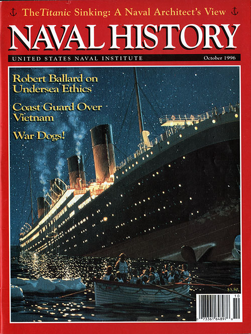 October 1996 Naval History Magazine