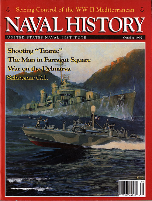 October 1997 Naval History Magazine