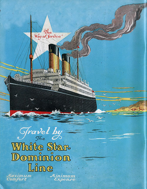 Titanic Commutator November 2000, Back Cover