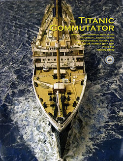 Front Cover - The Titanic Commutator, Volume 36, Number 194, Quarterly Journal