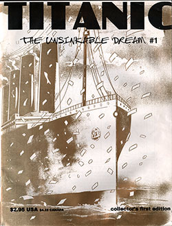 Unsinkable Dream - Titanic - May 1998 - Version 1