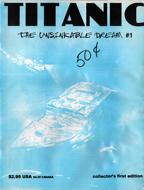 Unsinkable Dream - Titanic - May 1998 - Version 2