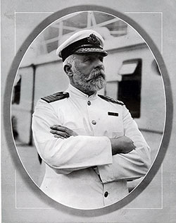 The Late E. J. (Edward James ) Smith, RNR, Captain of the RMS Titanic and Commodore of the White Star Line